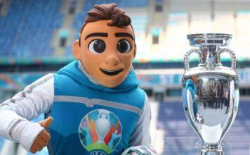 Sapete chi è la mascotte degli Europei 2020? Si chiama Skillzy