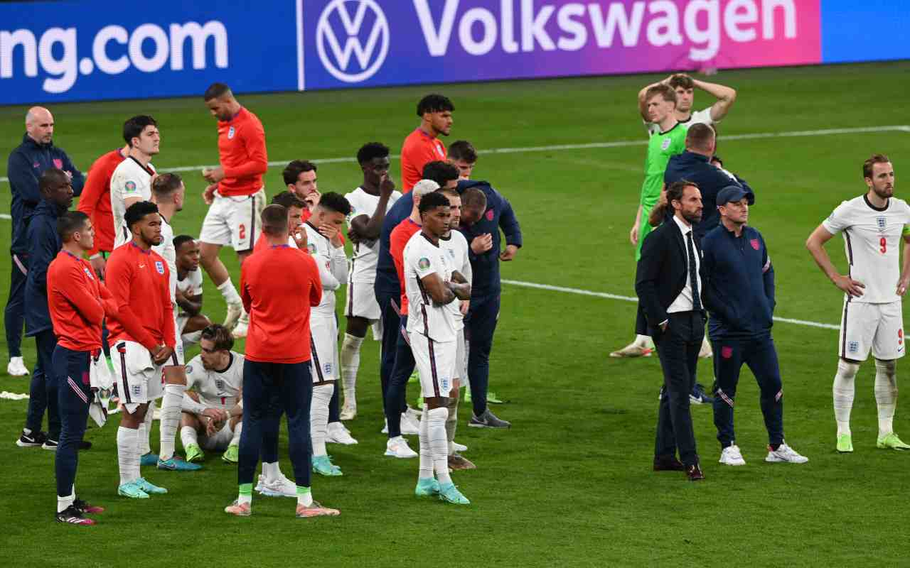 Euro 2020, Inghilterra sconfitta (Getty Images)
