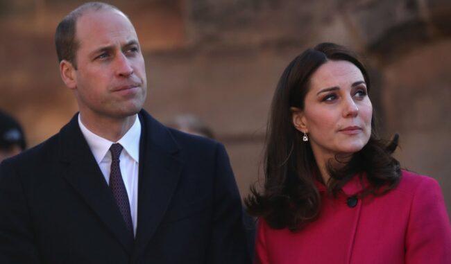 William e Kate spaventanti: il piccolo George nel mirino degli haters