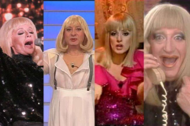 Imitazioni Raffaella Carrà (Google Images)