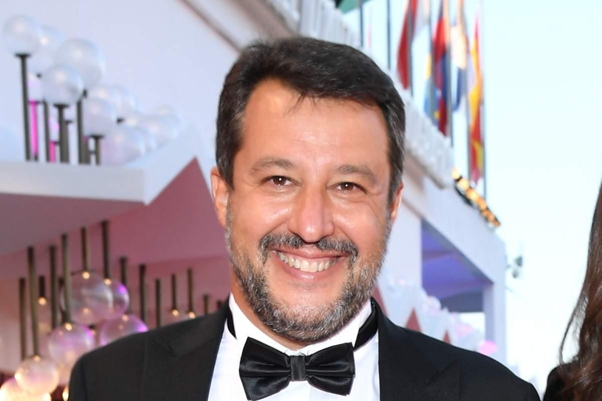 Matteo Salvini, Italia (GettyImages)