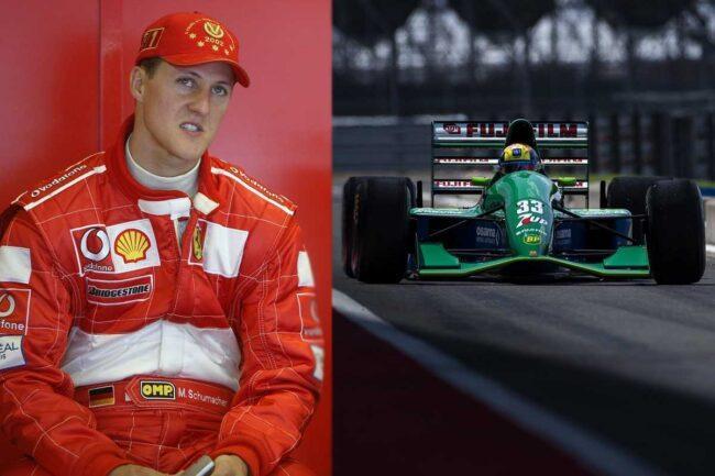 Mick e Michael Schumacher (GettyImages_Twitter)