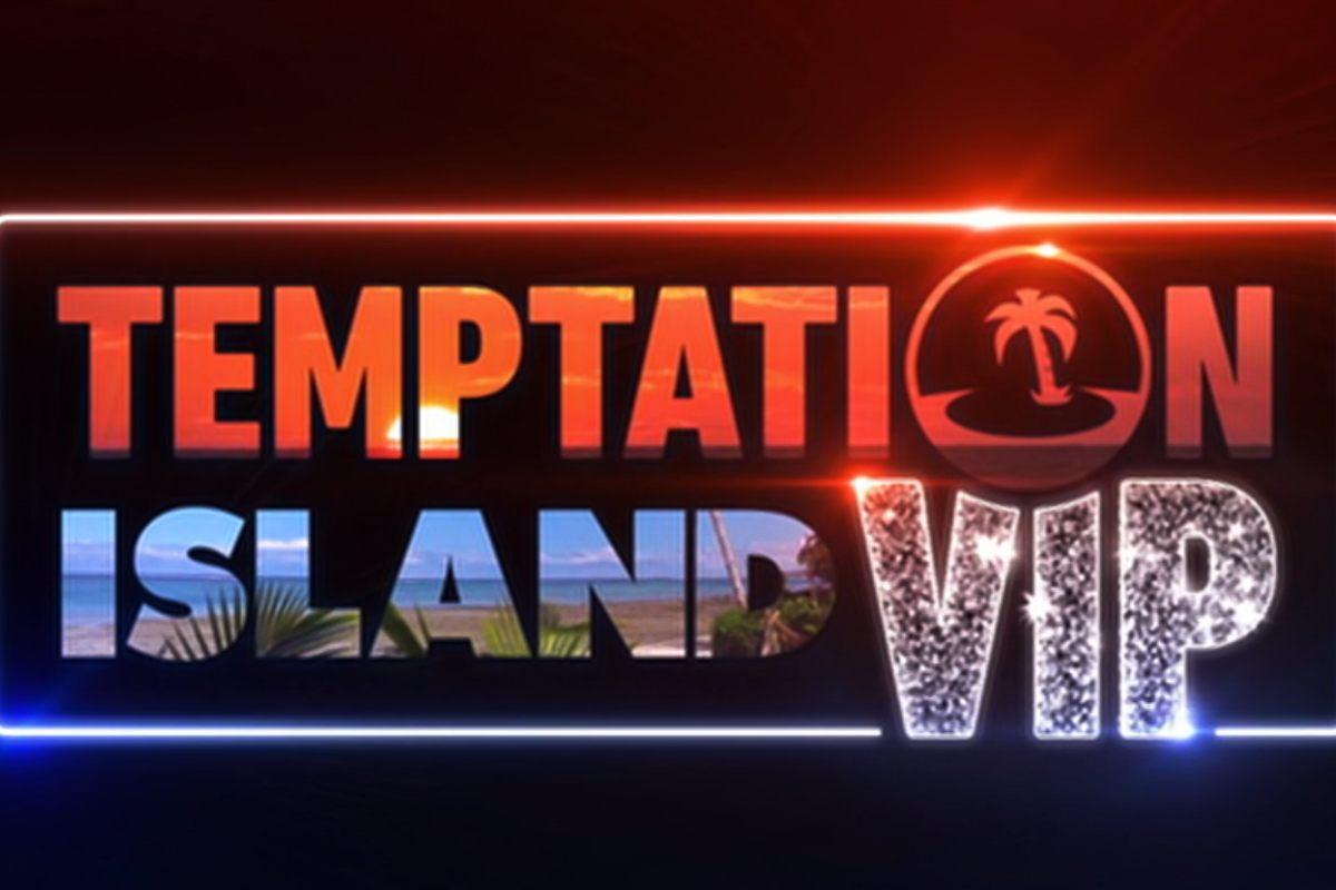 Temptation Island VIP (Logo)