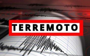 Terremoto poco fa: una scossa fortissima mette in apprensione tutti