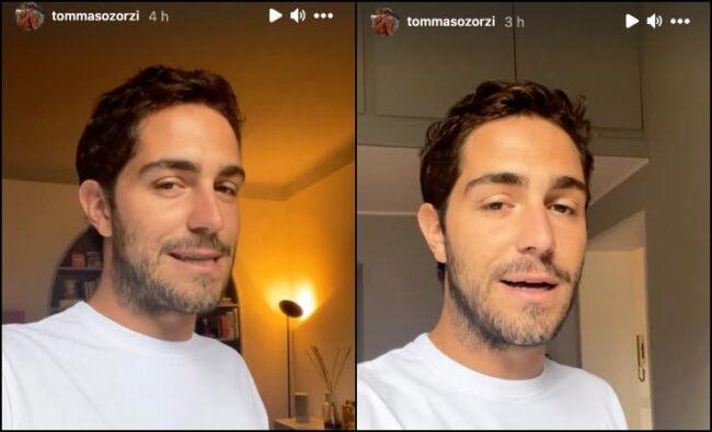 """Tommaso Zorzi vittima di un brutto scherzo: """"una mancanza di rispetto"""""""