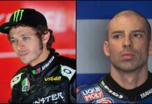 Valentino Rossi addio al MotoGP: Melandri commuove tutti