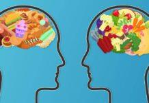 Cervello alimenti cibi cibo Alzheimer demenza