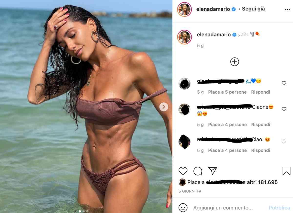 Elena D'Amario (Instagram)