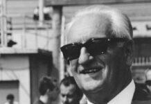 Enzo Ferrari (GettyImages)
