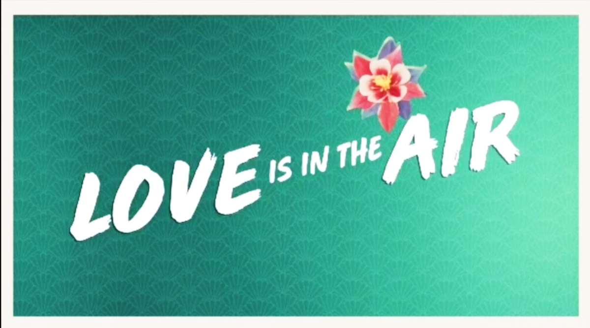 Love is the Air (Logo)