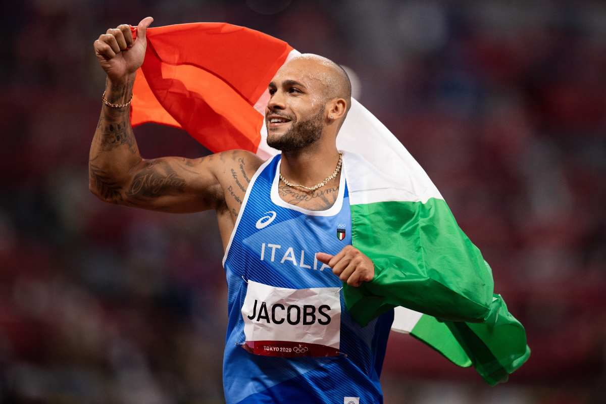 Marcell Jacobs (GettyImages)
