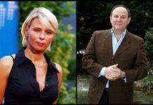 Maria De Filippi e Gerry Scotti (GettyImages)
