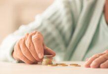 Pensione minima e pochi anni di contributi: più di 500 euro?