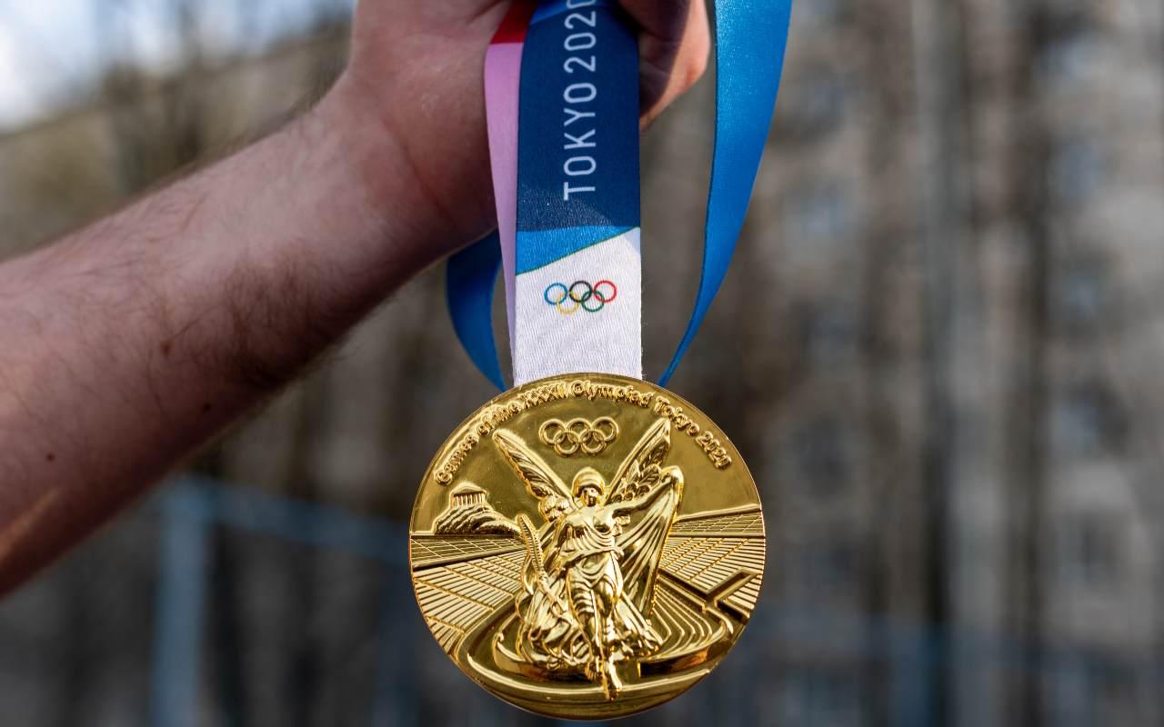 Olimpiadi Tokyo 2020, medaglia d'oro (AdobeStock)