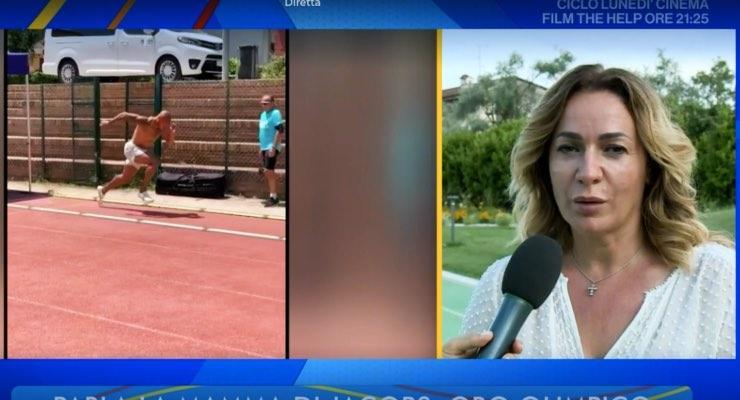 Marcell Jacobs, la madre risponde alle accuse: le parole emozionano