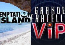 Temptation Island e Grande Fratello Vip