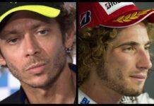 Valentino Rossi e Simoncelli (Getty Images)