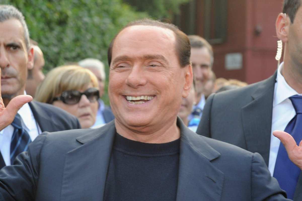 Berlusconi, villa Arcore (GettyImages)