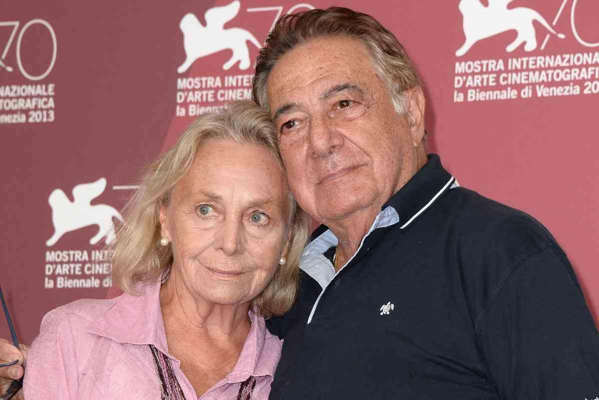 Carlo Alighier ed Elena Cotta (Getty Images)