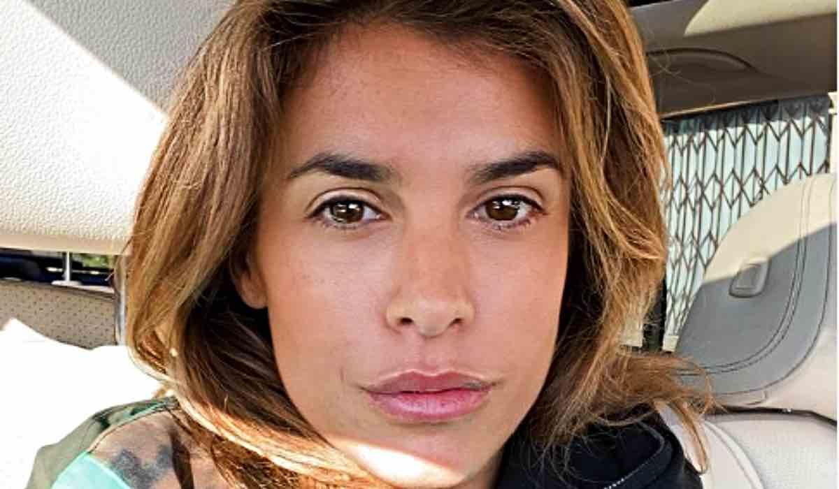 Elisabetta Canalis cambia look: così non l'avete mai vista