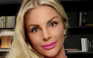 Francesca Cipriani, visto a quale attore somiglia? Sono identici (FOTO)