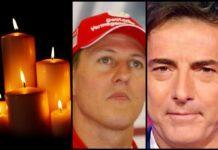 Lutto, Schumacher, Reazione a Catena (Befunky-Collage)