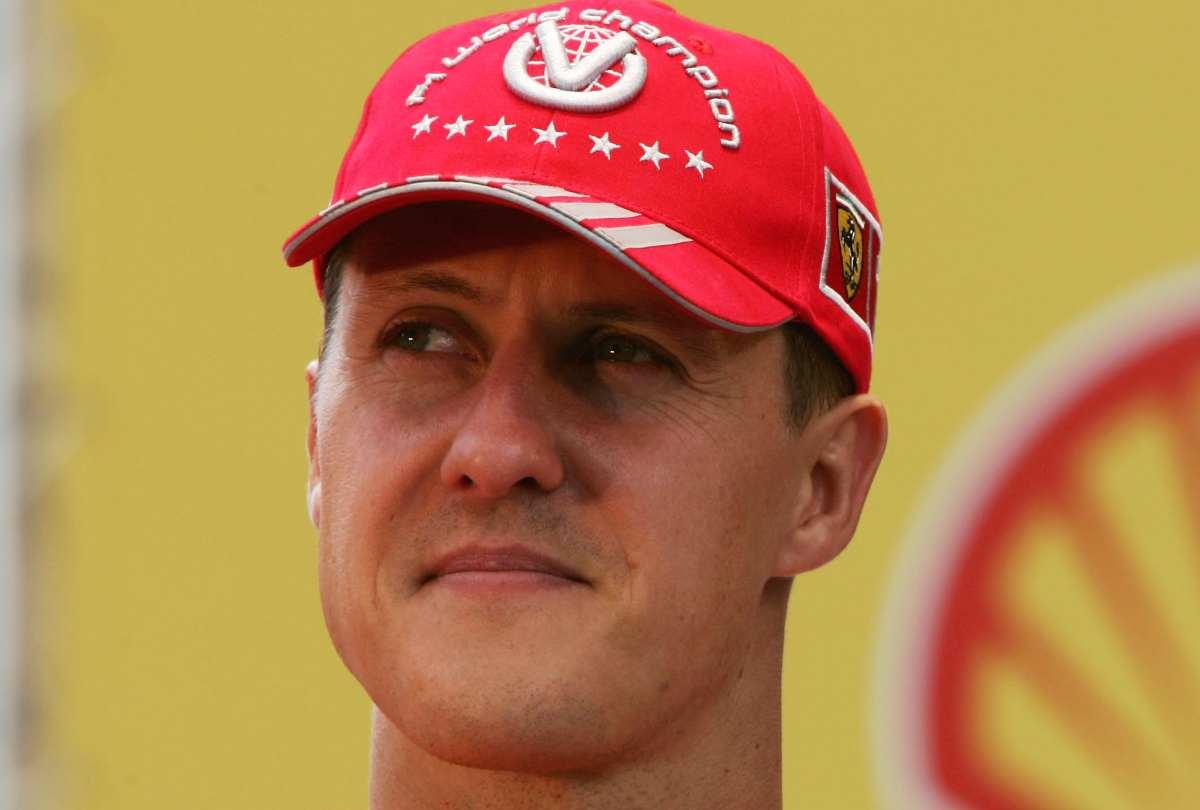 Michale Schumacher (Getty Images)