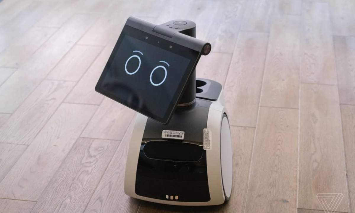 Robot Amazon Astro (Google Images)