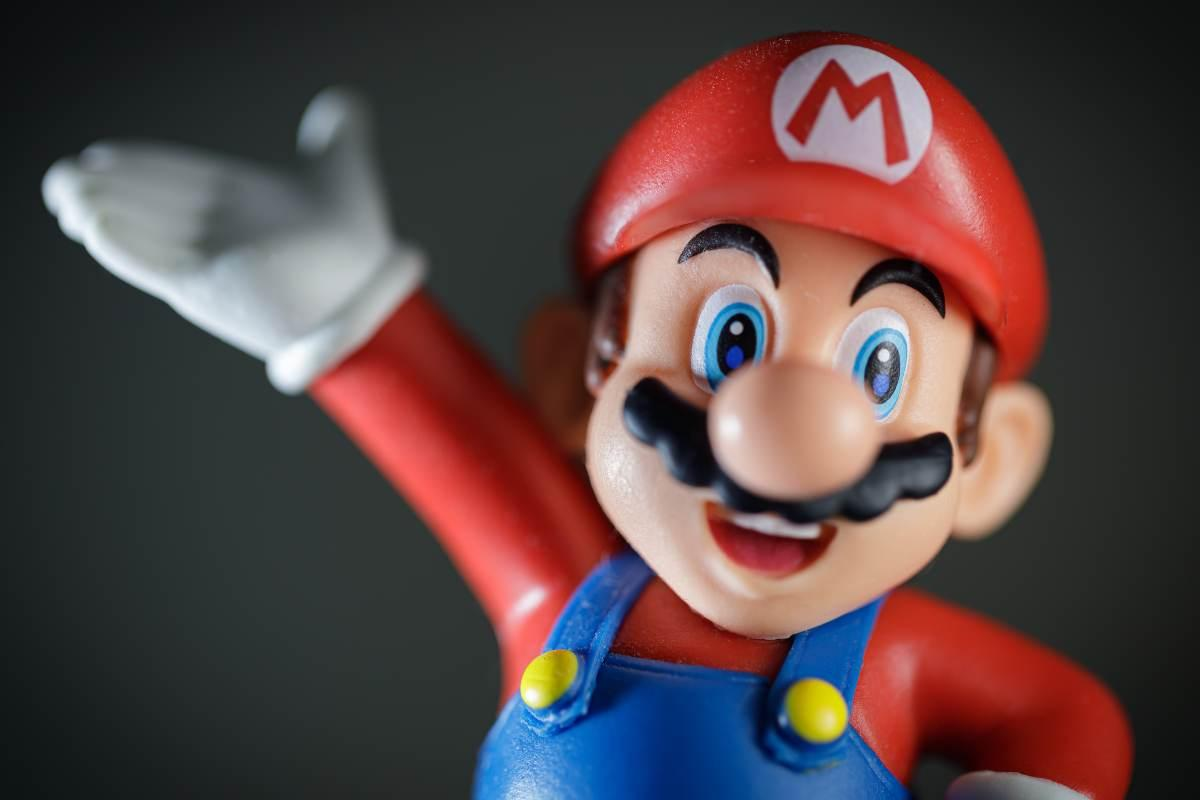 Super Mario (AdobeStock)