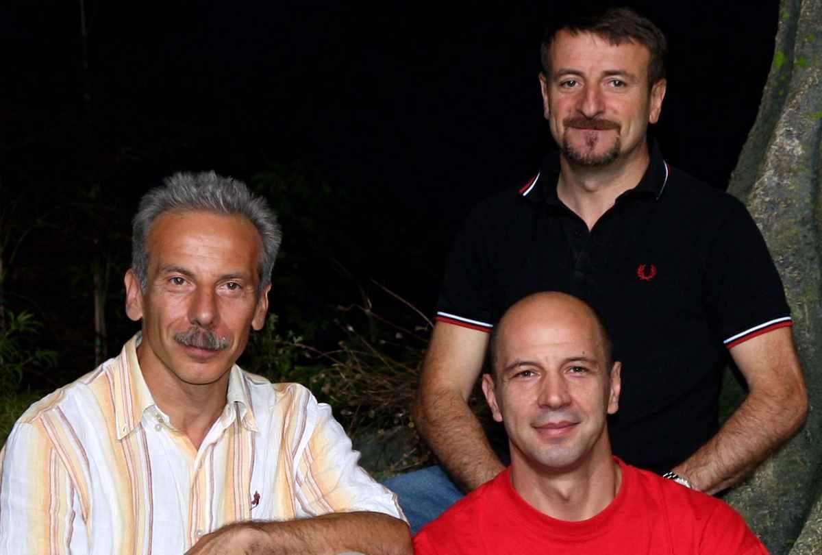 Aldo, Giovanni e Giacomo (Getty Images)