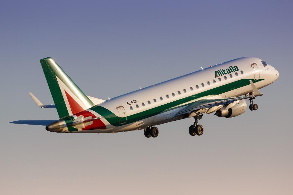 Alitalia (AdobeStock)