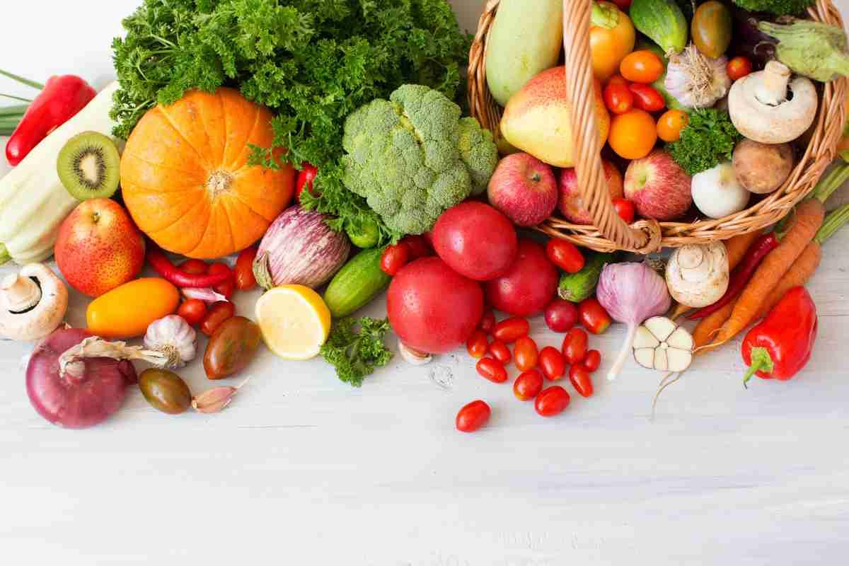 Frutta e verdura (AdobeStock)