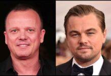 Gigi D'Alessio e Leonardo DiCaprio (Getty Images)
