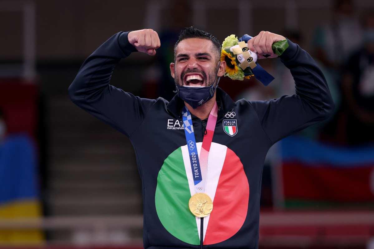 Luigi Busà, Oro alle Olimpiadi (GettyImages)