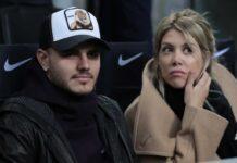 Mauro Icardi e Wanda Nara (Getty Images)
