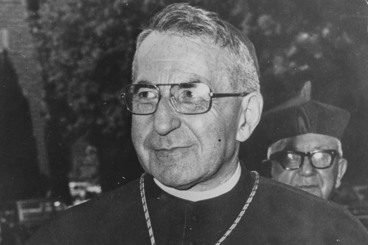 Papa Luciani, Papa Giovanni Paolo I (GettyImages)