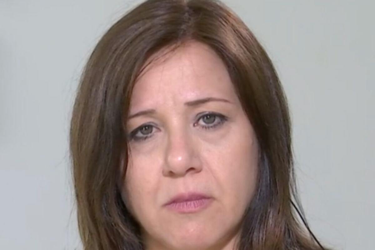 Piera Maggio, mamma Denise Pipitone (Screen Mediaset)
