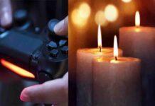 Lutto mondo videogiochi (instagram)