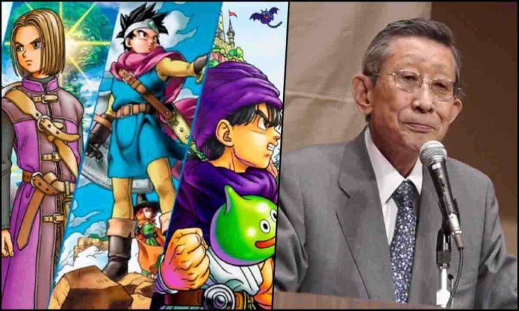 Koichi Sugiyama compositore di Dragon Quest